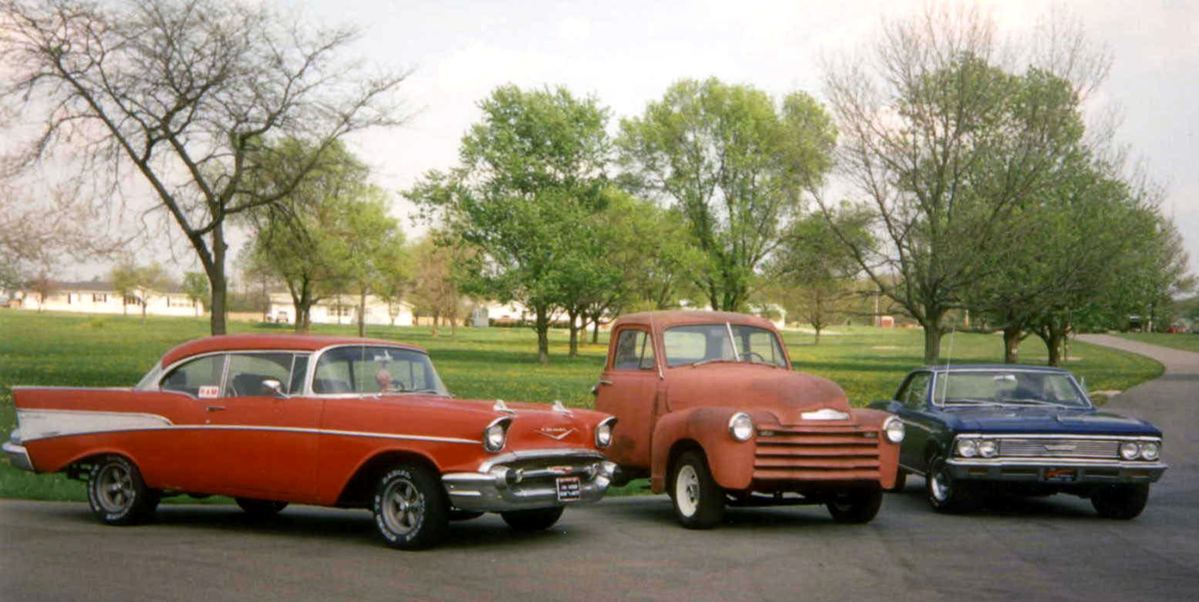 Original Crown City Cruiser Cars